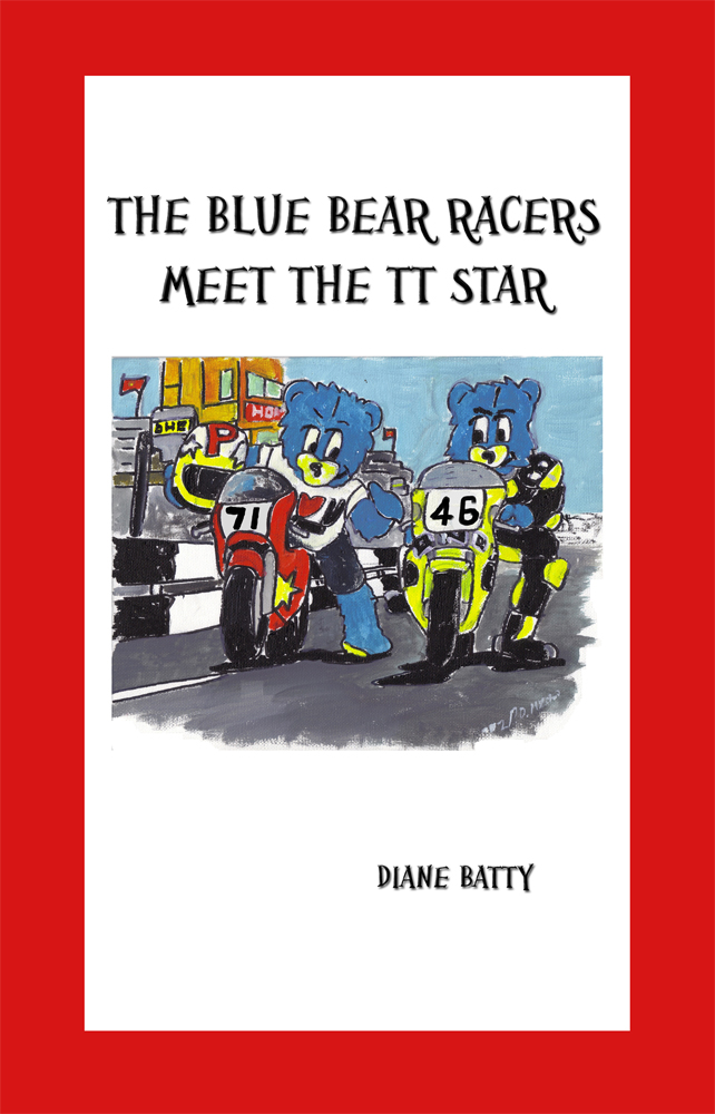 The Blue Bear Racers Meet The TT Star