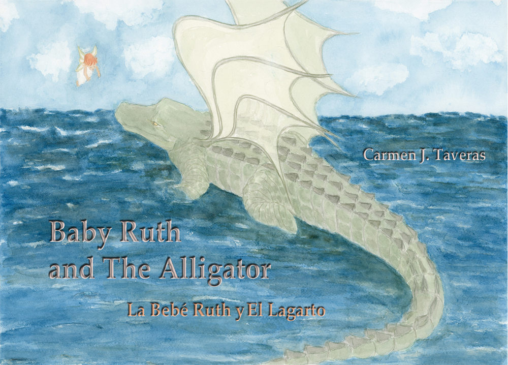 Baby Ruth and The Alligator