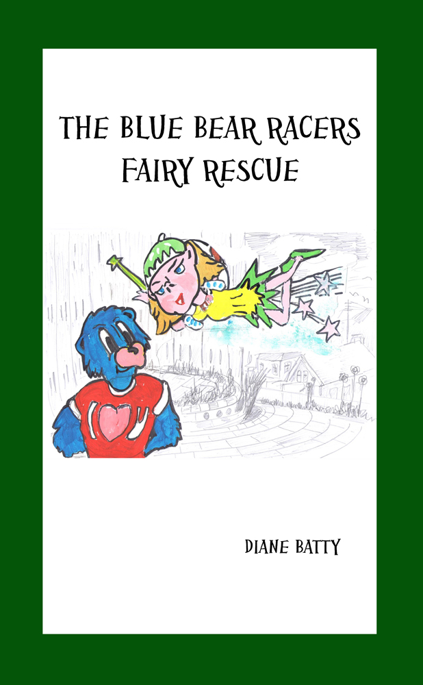 The Blue Bear Racers Fairy Rescue