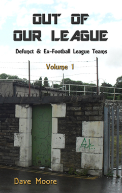 Out of Our League - Defunct and ex-Football league teams